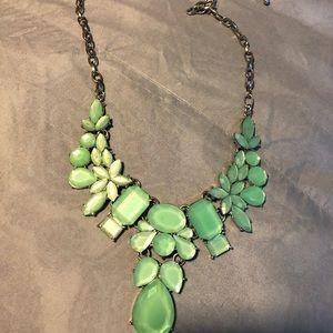 Jade Colored Necklast